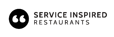 Service Inspired Restaurants