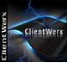 ClientWerx, Local Solutions to Global Issues logo