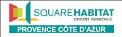 Logo Square Habitat Provence Cote d'Azur