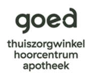 Goed logo