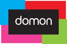 Logo Domon Ltée