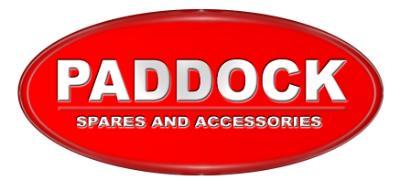 Paddock Spares logo