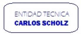 logotipo de la empresa ET Carlos Scholz Lizarraga