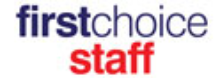 First Choice Staff logo