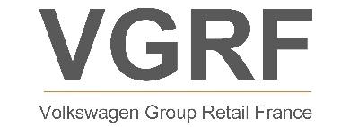 Logo Volkswagen Group Retail France