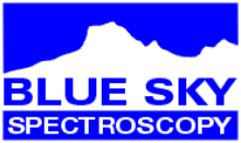 Blue Sky Spectroscopy