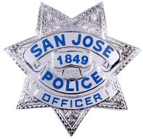 San Jose Police Department logo