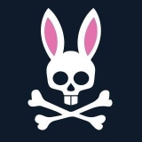 Logo Psycho Bunny
