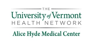 University of Vermont Health Network at Alice Hyde Medical Center