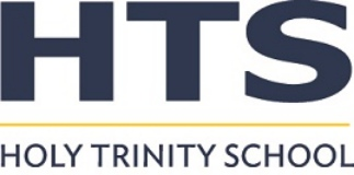 Holy Trinity School logo