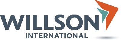 WILLSON INTERNATIONAL LIMITED logo