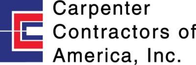Carpenter Contractors of America logo