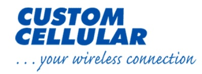 Custom Cellular logo