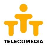 株式会社テレコメディアのロゴ