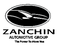 Logo ZANCHIN AUTOMOTIVE GROUP