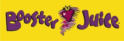 Booster Juice Waterloo logo