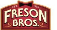 Logo Freson Market Ltd/Freson Market IGA/Freson Bros. IGA