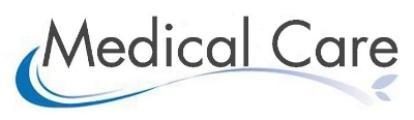 株式会社ルフト・メディカルケアのロゴ