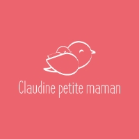Logo Claudine petite maman