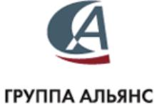Лого компании Альянс