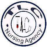 TLC Nursing Agency logo