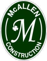 McAllen Construction Inc. logo
