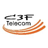 C3F Telecom logo