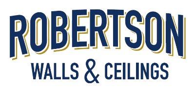 Robertson Walls & Ceilings logo