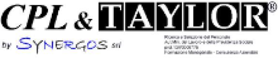 Logo CPL & TAYLOR by Synergos Srl - Ricerca e Selezione di Personale Qualificato