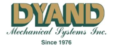 Dyand Mechanical Systems Inc