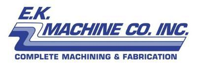 E K Machine Company Inc