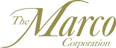 The Marco Corporation logo