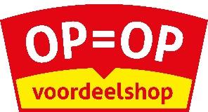Logo van Op=Op Voordeelshop
