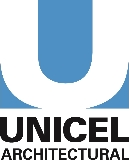 Logo Unicel Architectural Corp