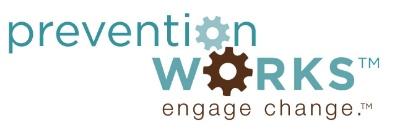 Prevention Works, Inc. logo