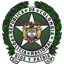 logotipo de la empresa policia nacional