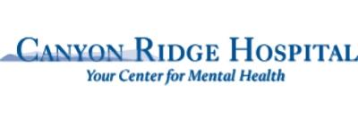 Canyon Ridge Hospital