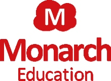 Monarch Education logo