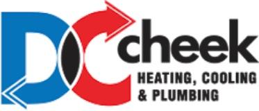 DC Cheek Heating, Cooling & Plumbing logo