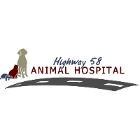 Highway 58 Animal Hospital logo