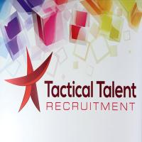Tactical Talent Recruitment logo
