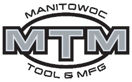 Manitowoc Tool and Manufacturing logo