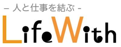 ライフウィズ株式会社のロゴ