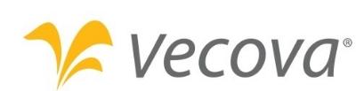 Vecova logo