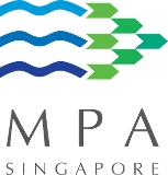 Maritime and Port Authority of Singapore logo