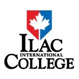 ILAC International College logo