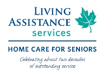 Logo Living Assistance Services