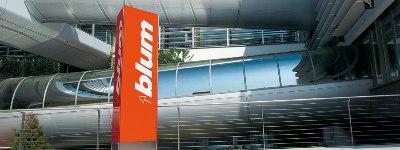 Blum, Inc logo