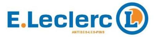 Logo E. LECLERC DRIVE