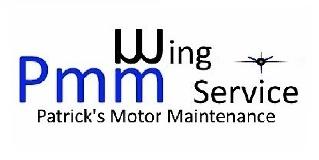 Logo Patricks motor maintenance bvba